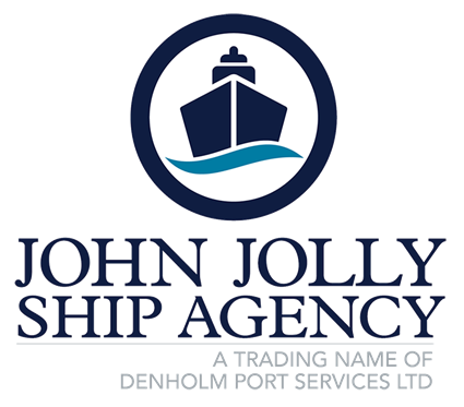 2019 John Jolly Ship Agency Logo V3